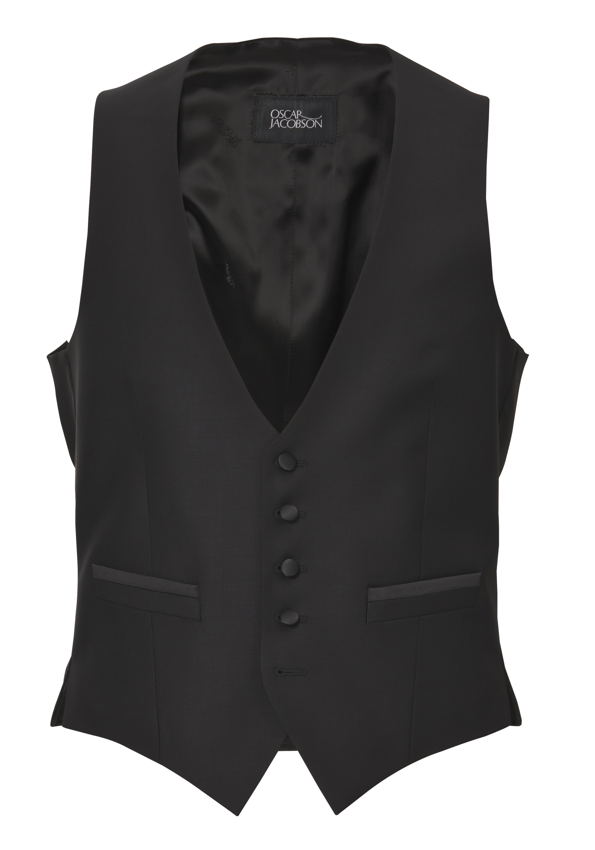 Leather clipart black jacket Waistcoat StickPNG Black Leather Black