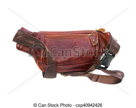 Leather clipart brown bag Search Brown leather leather isolated