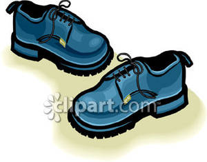 Leather clipart leather shoe Oxford Clipart Royalty Free Oxford