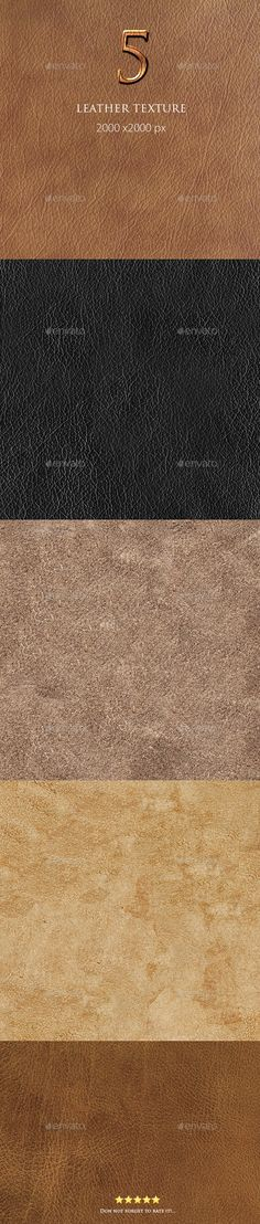 Leather Textures clipart psd #1