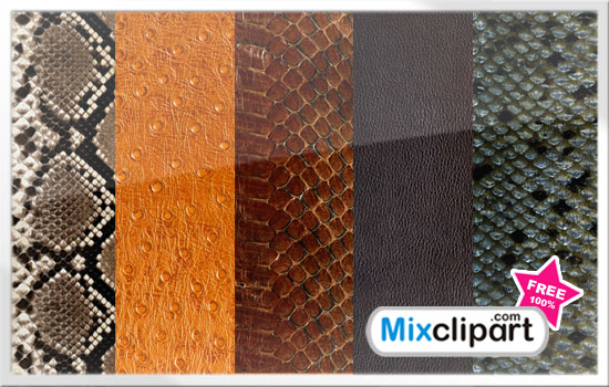 Leather Textures clipart psd #14