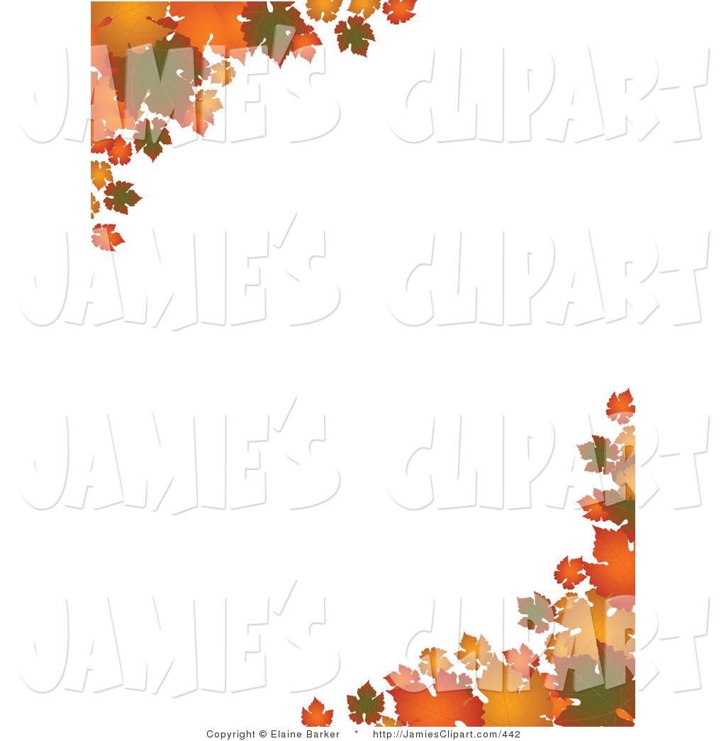 Leaves clipart corner Fall Corner Clipart Download Leaves
