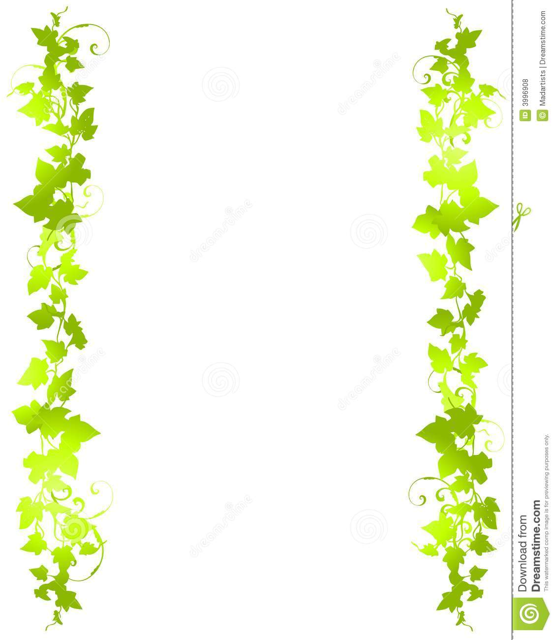 Ivy clipart jungle leaves background Border Border Leaves Clipart Leaves