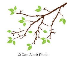 Branch clipart vector art Branch vector  Illustrations Branch