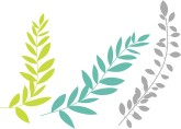 Leaves clipart wedding #6