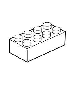 Brick clipart lego Free Brick #0ba5e7662 online Coloring
