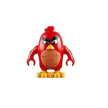 Lego clipart angry Bird Movie LEGO Birds Red