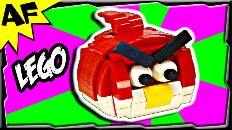 Lego clipart angry Using  Build How Birds'