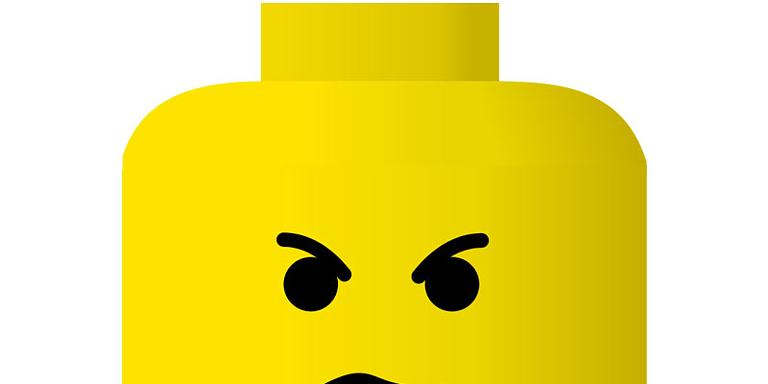 Lego clipart angry Angrier' Angry Lego Lego faces