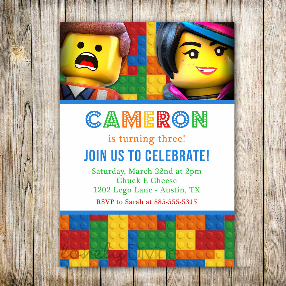 Lego clipart birthday card Lego Free Free Template Templates