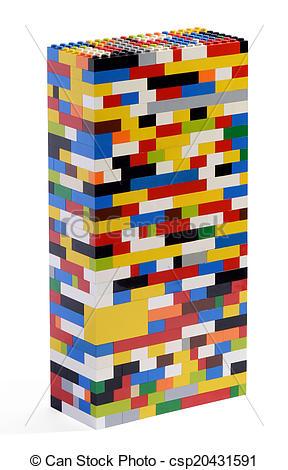 Lego clipart block tower Tower bricks Tower  Photo