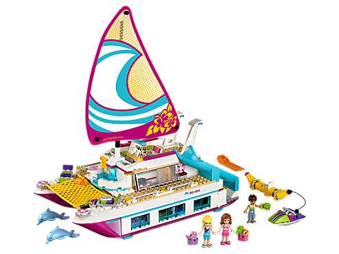 Boat clipart lego  Sunshine Shop LEGO Catamaran