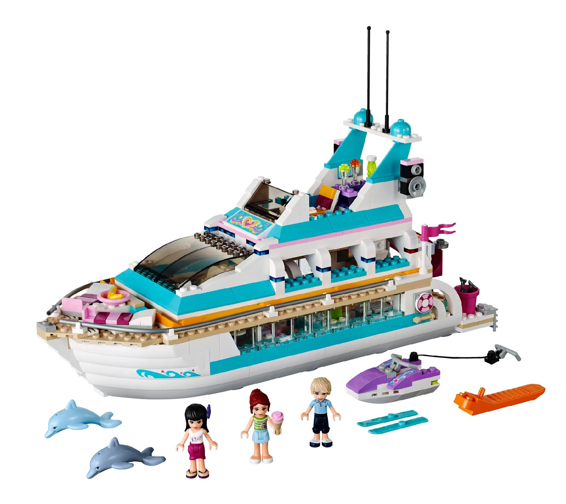 Boat clipart lego From Friends  All Lego