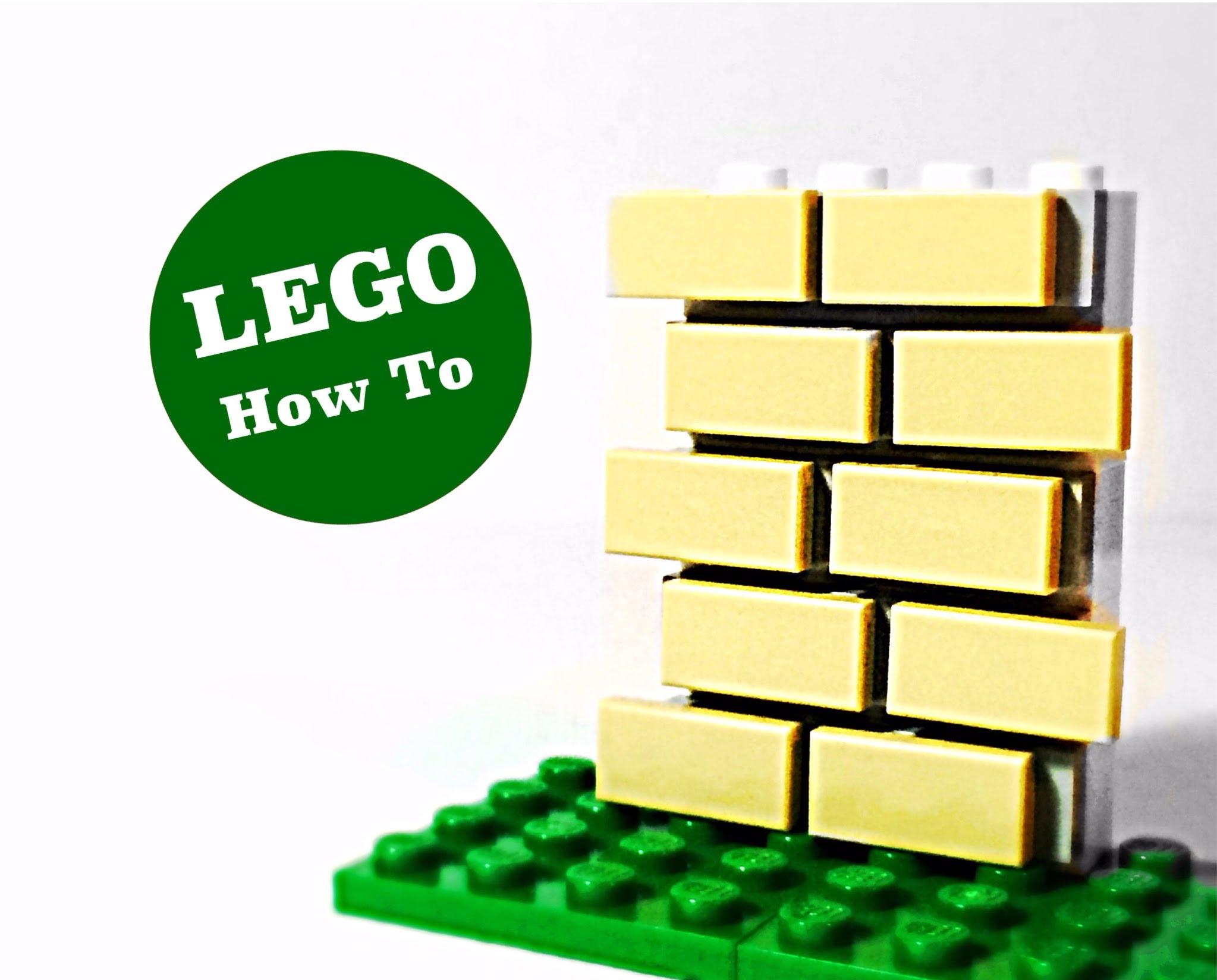 Lego clipart brick wall Wall Brick To: Brick LEGO