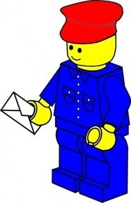 Lego clipart childrens toy 130 arts Brick art 1)