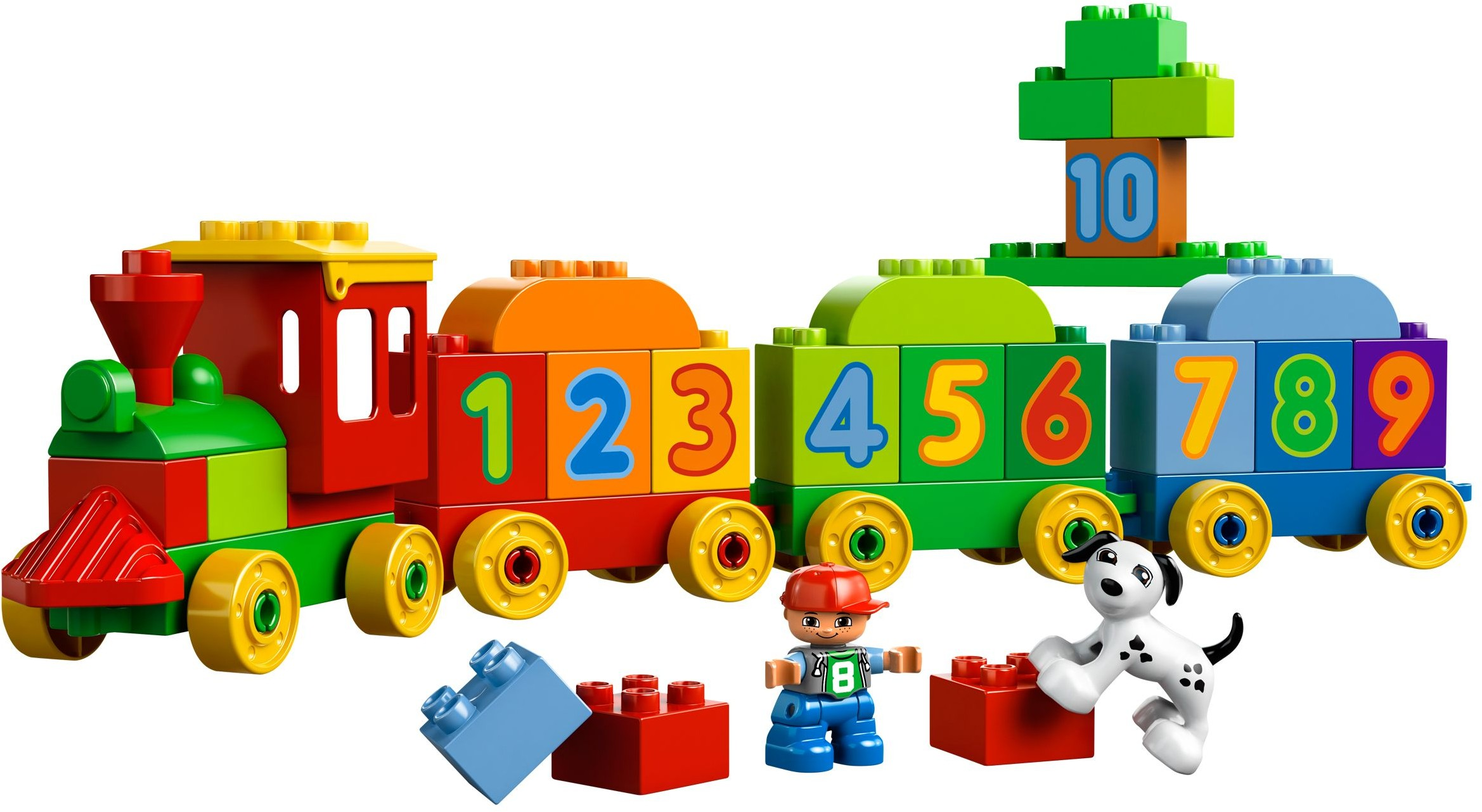 Number clipart train Lego Childrens Instructions Number toys