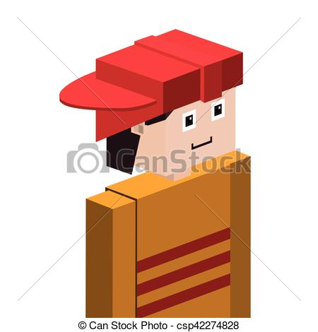 Lego clipart firefighter  half lego with of
