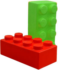 Lego clipart green In green Puzzle Pieces Lego