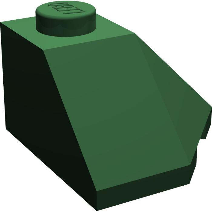 Lego clipart green Wedge Green 2 2 LEGO