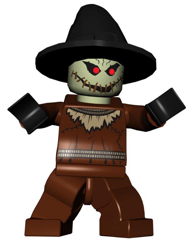 Lego clipart hat Batman Batman Begins Scarecrow Wikia
