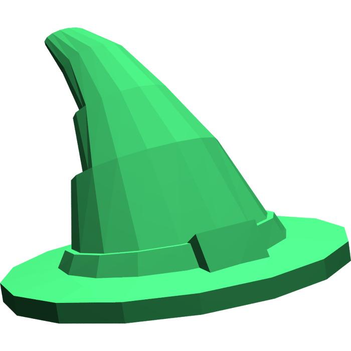 Lego clipart hat Green Smooth (Older Brick LEGO
