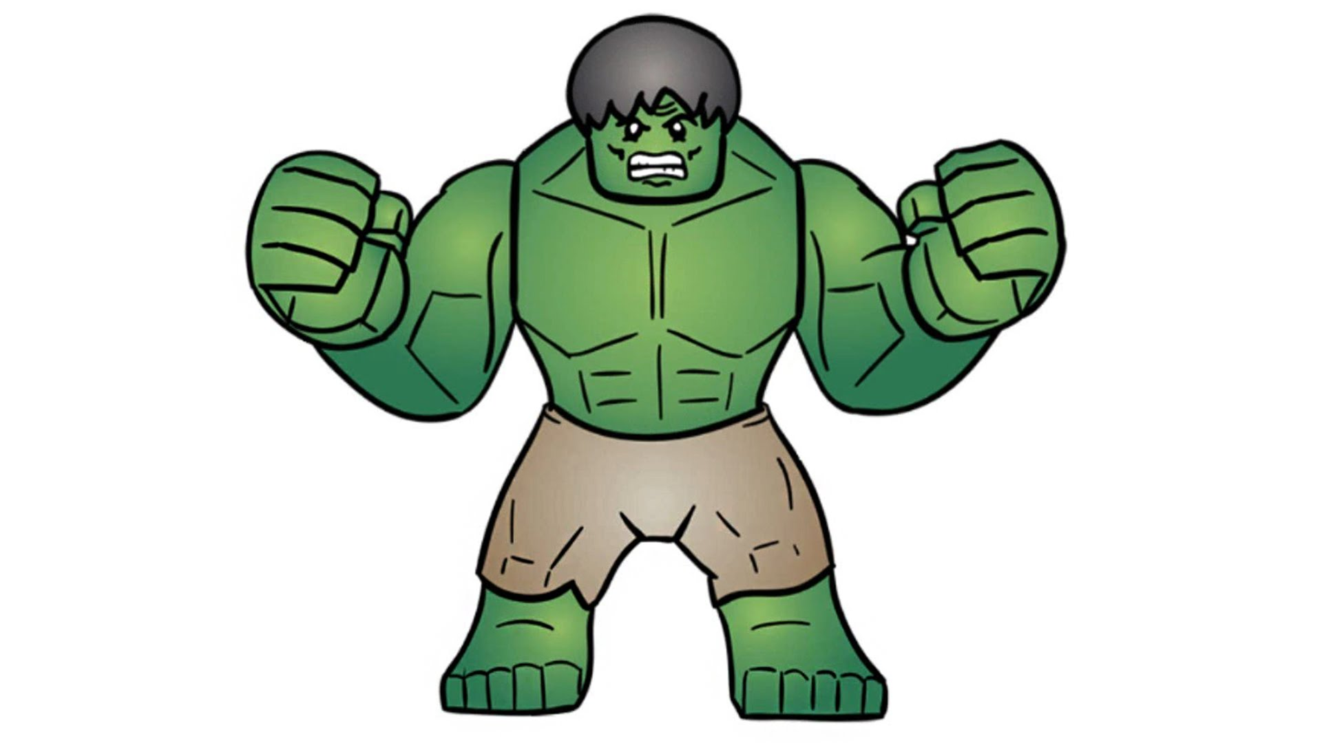 Lego clipart hulk For Coloring Coloring Kids Kids