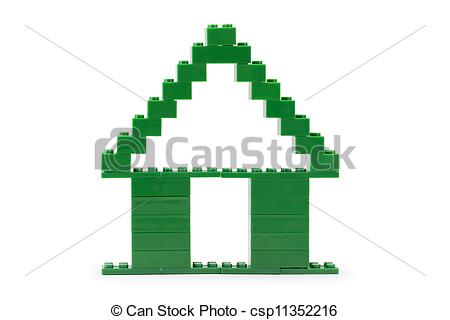 Lego clipart lego house Lego of house build out