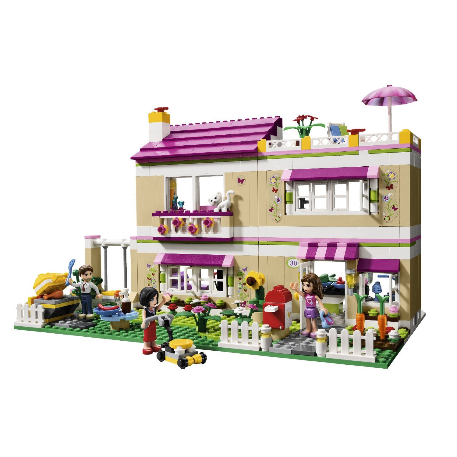 Lego clipart lego house Free House friends BBCpersian7 collections