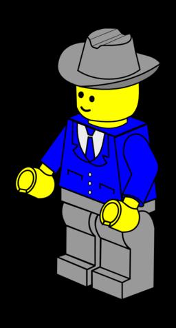 Lego clipart lego person  Man Lego Clipart