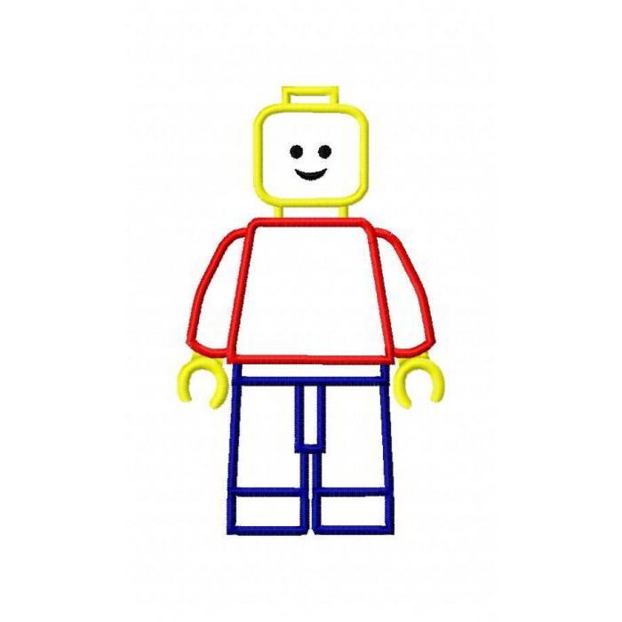 Lego clipart lego person Art Guy  Art Lego