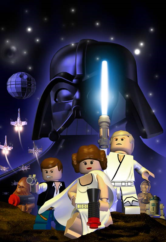 Lego clipart lego star wars The  Art) Trilogy The