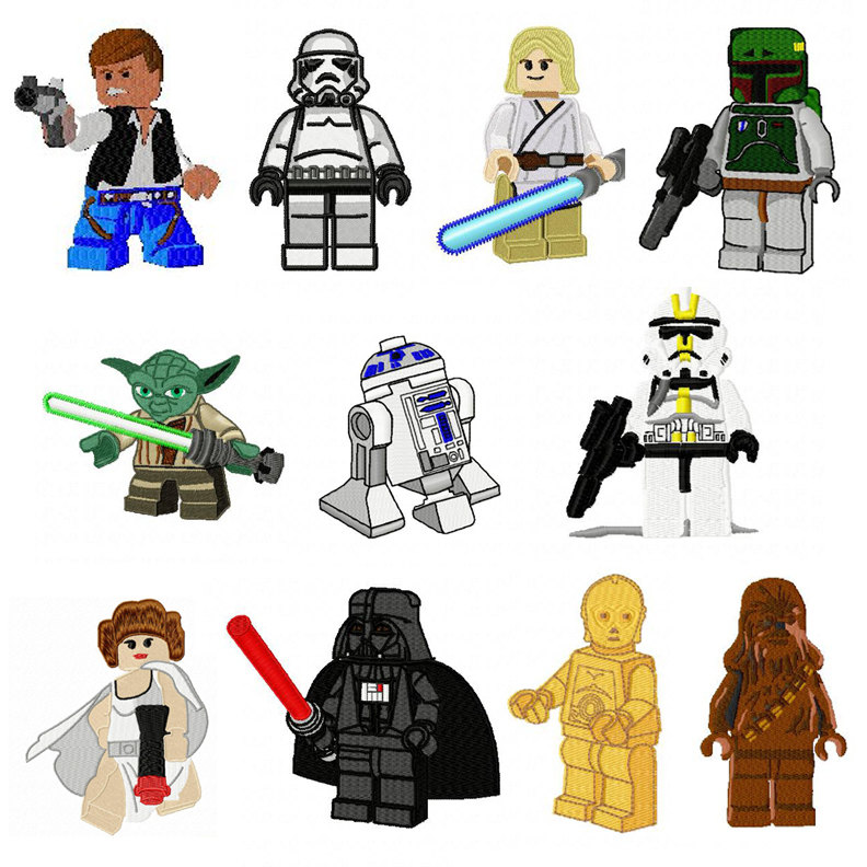 Lego clipart lego star wars T Characters Lego  T