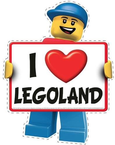 Lego clipart legoland California Teachers for FREE Florida