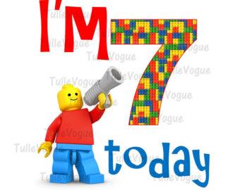 Lego clipart legoland Lego Birthday 7 Lego boy