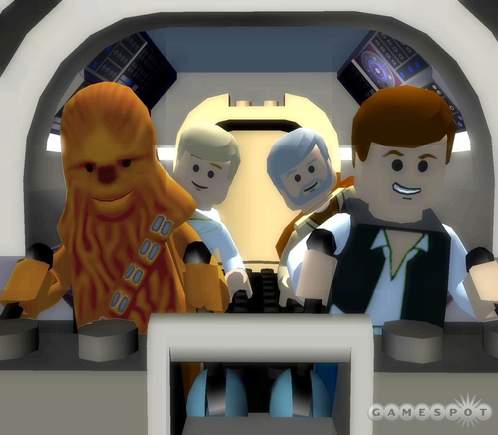 Lego clipart original 06: Hands 2 characters course