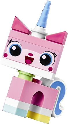 Lego clipart pink & WANT!!!!!!!!!  by Kitty