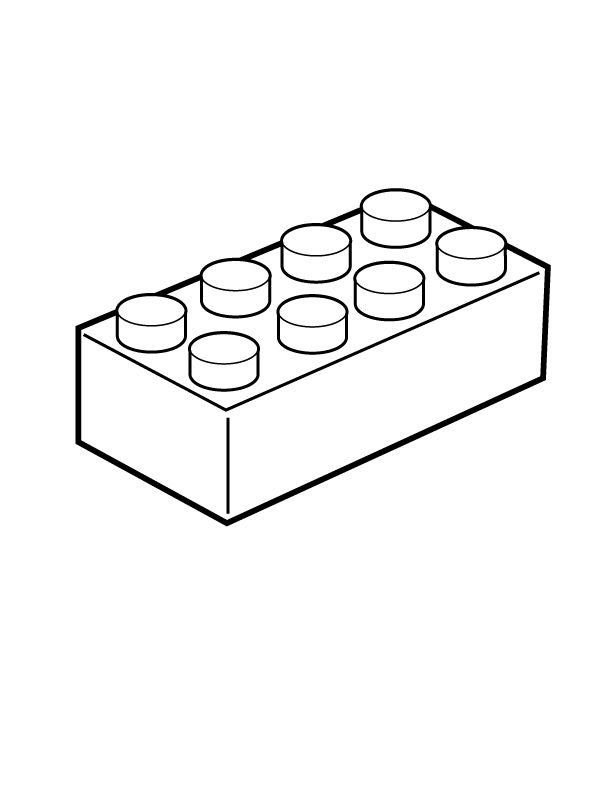 Lego clipart pink Lego And Zone Brick Black