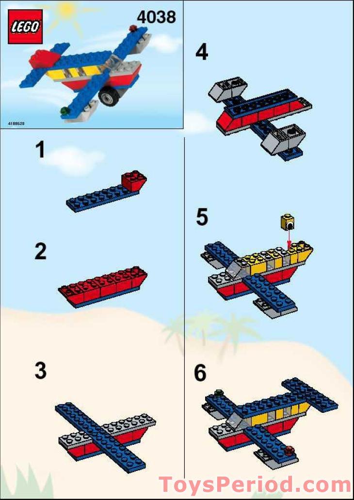 Airplane clipart lego Free Parts Set LEGO LEGO