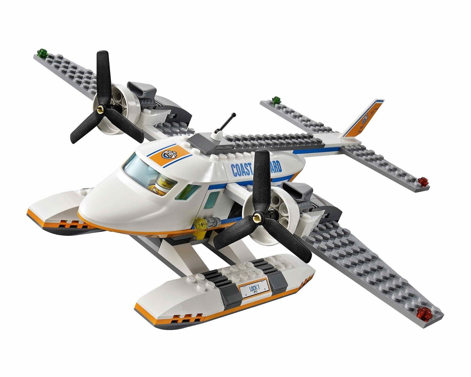 Airplane clipart lego Database: set com: guard coast