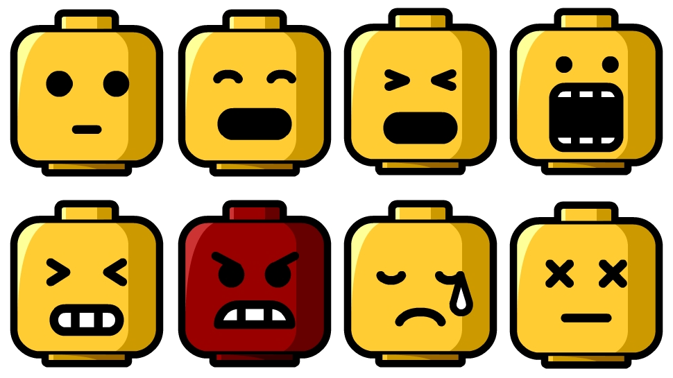 Lego clipart smiley The to Step the Nerdist
