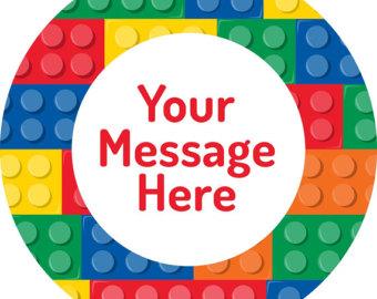 Lego clipart sticker 3