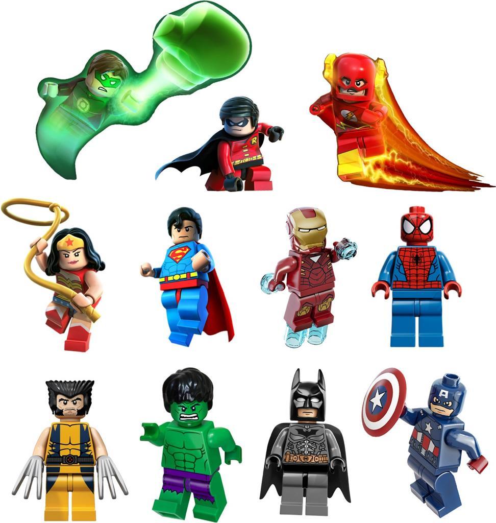 Lego clipart sticker Marvel Download Art Clip Free