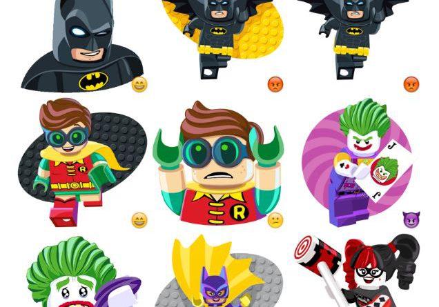 Lego clipart sticker Batman Lego Movie