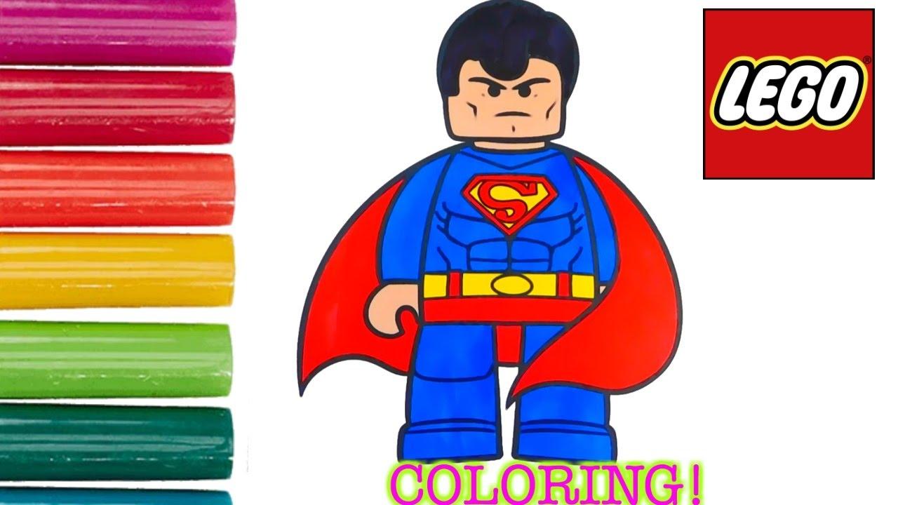 Lego clipart superman Activity Page Kids Activity Kids!