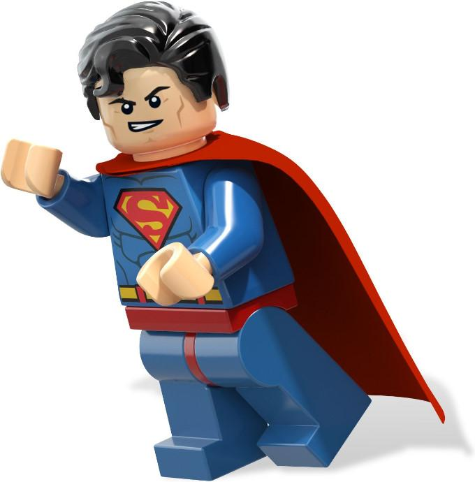 Lego clipart superman LEGO DC DC Minifigure Heroes