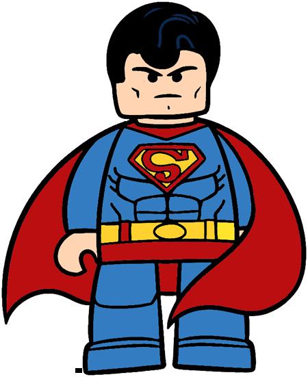 Lego clipart superman cartoon Lego Superman Clip Cartoon Images