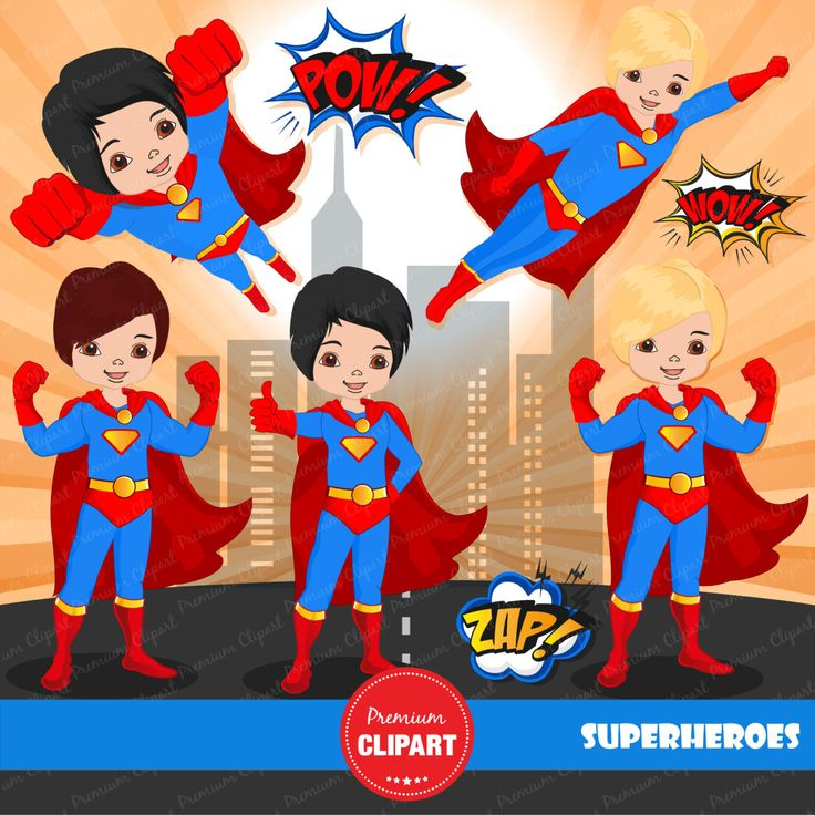 Superman clipart superhero body Best superheroes Superman 25+ CA199