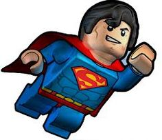 Lego clipart superman cartoon Superman ClipartFest clipart Lego collections