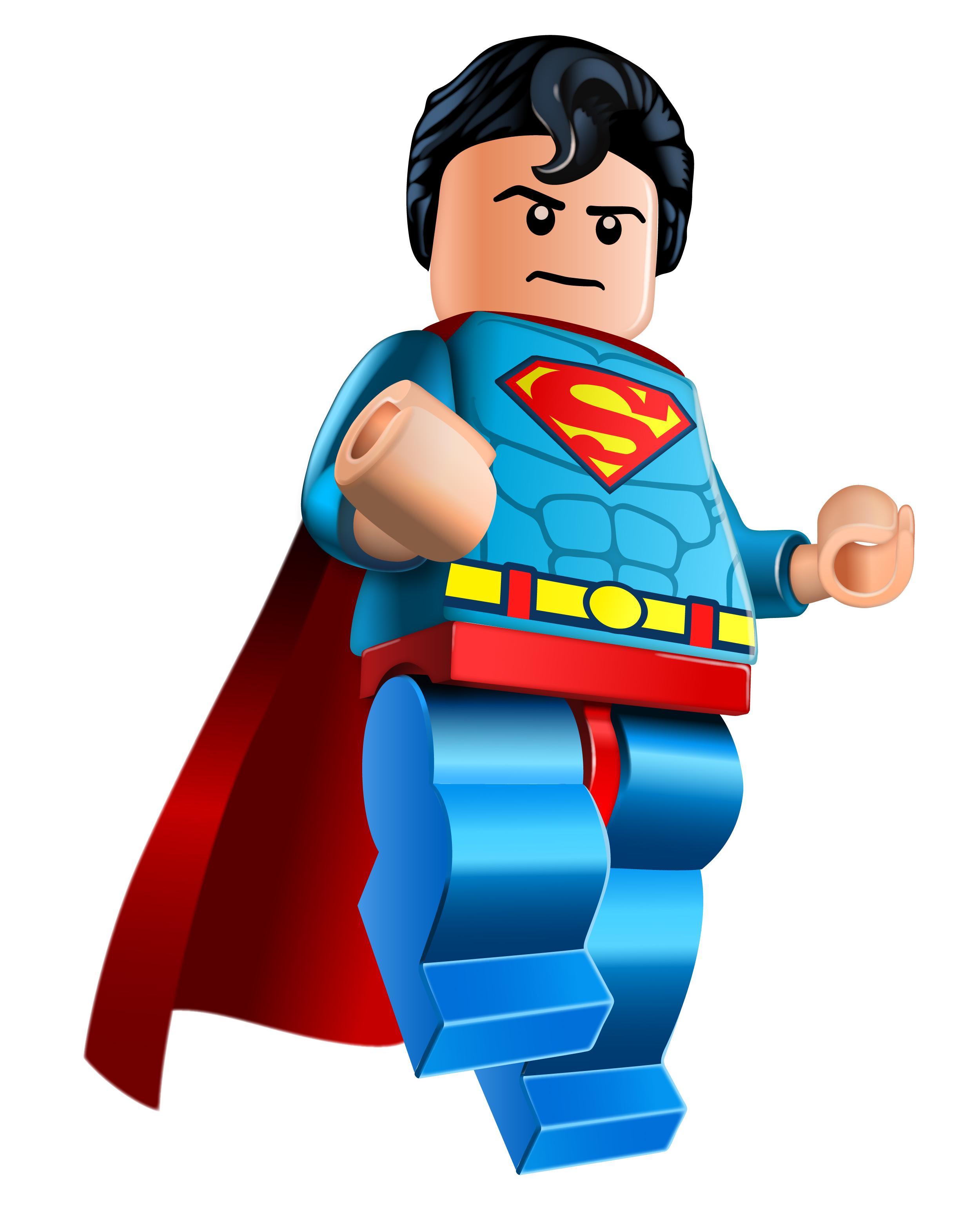Lego clipart superman cartoon Skillshare er Projects Man 0a0a76c4