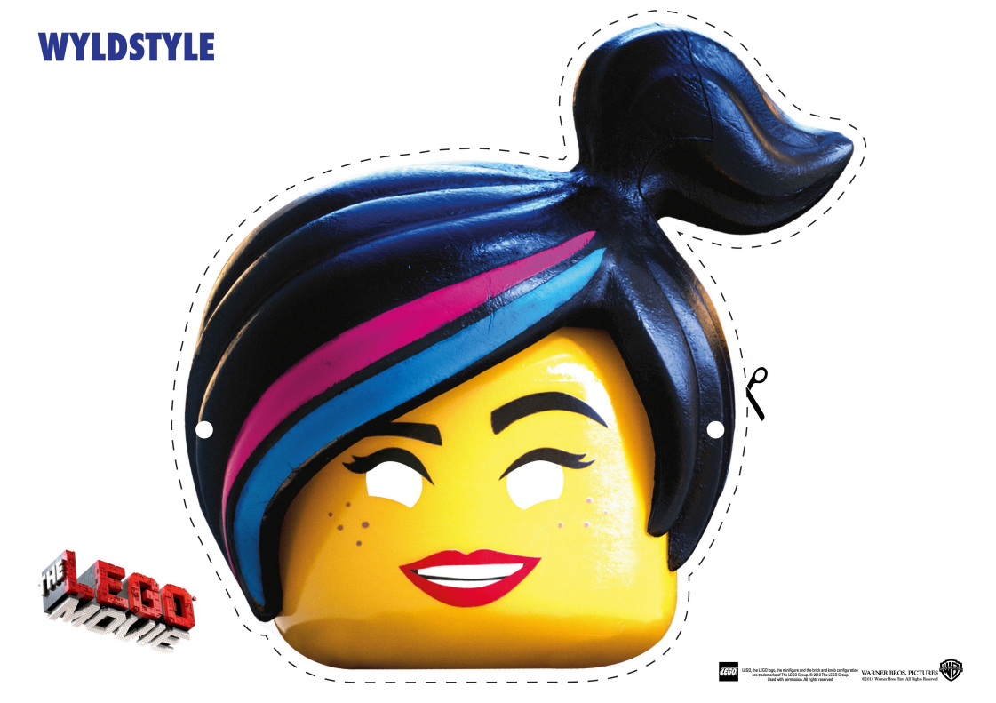 Lego clipart wildstyle Outs Character LEGO Cut LEGO